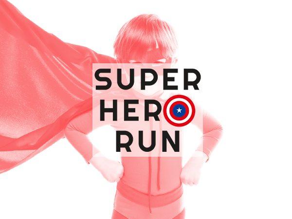 SUPER HERO RUN - 210122 - RUN